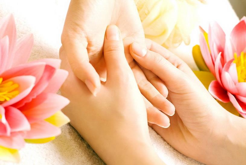 massage nek