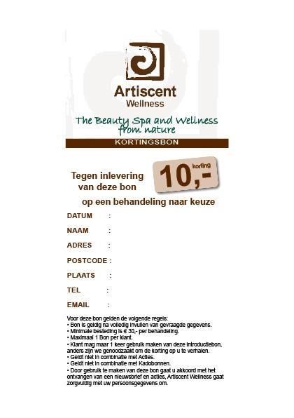 Introductiebon_Beauty_Spa_Wellness_Massage_By_Artiscent_Wellness_Alkmaar